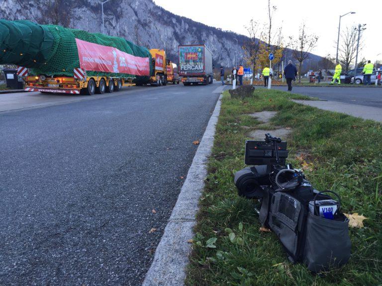 Nat./Int. Schwertransporte